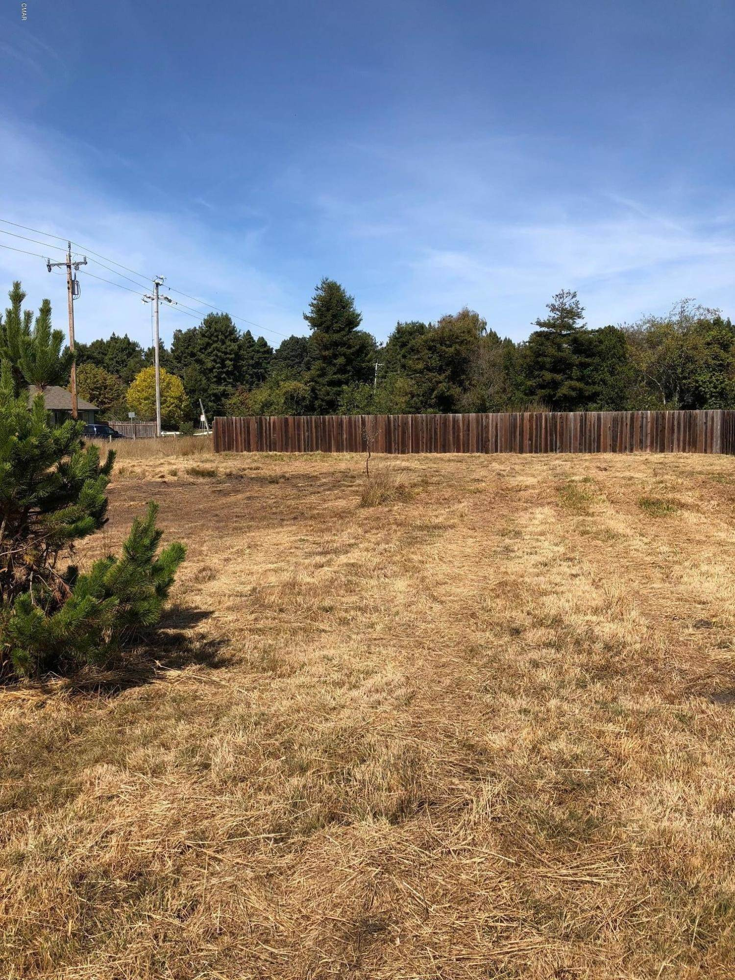 Land for Sale at 104 Dana Street Fort Bragg, California 95437 United States