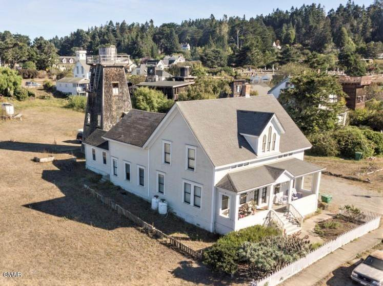 Single Family Homes for Sale at 44900 Main Street Mendocino, California 95460 United States