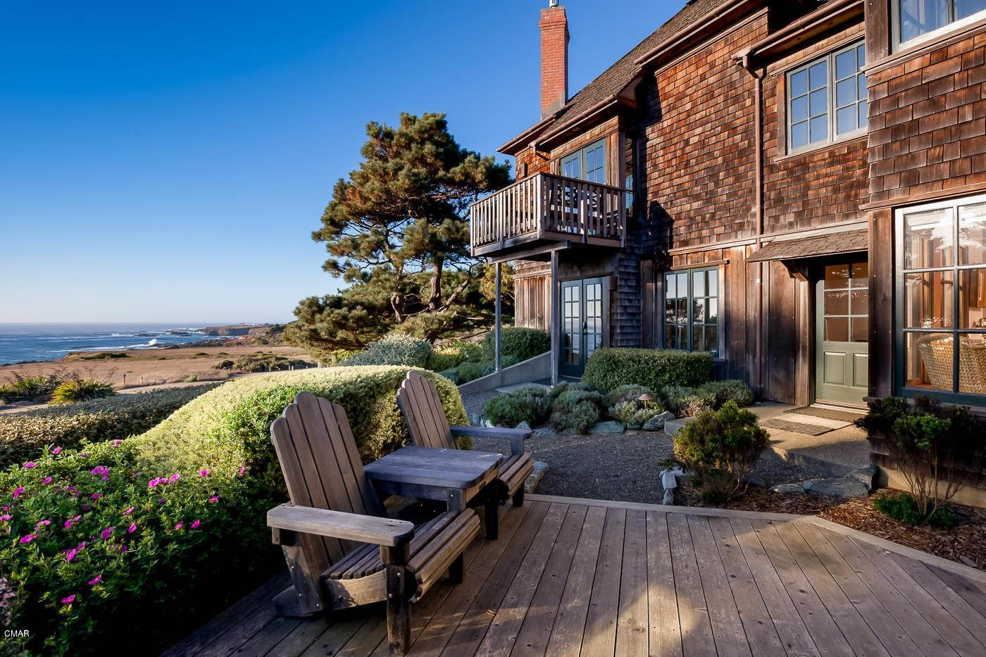 Single Family Homes for Sale at 45451 Drifters Reef Mendocino, California 95460 United States