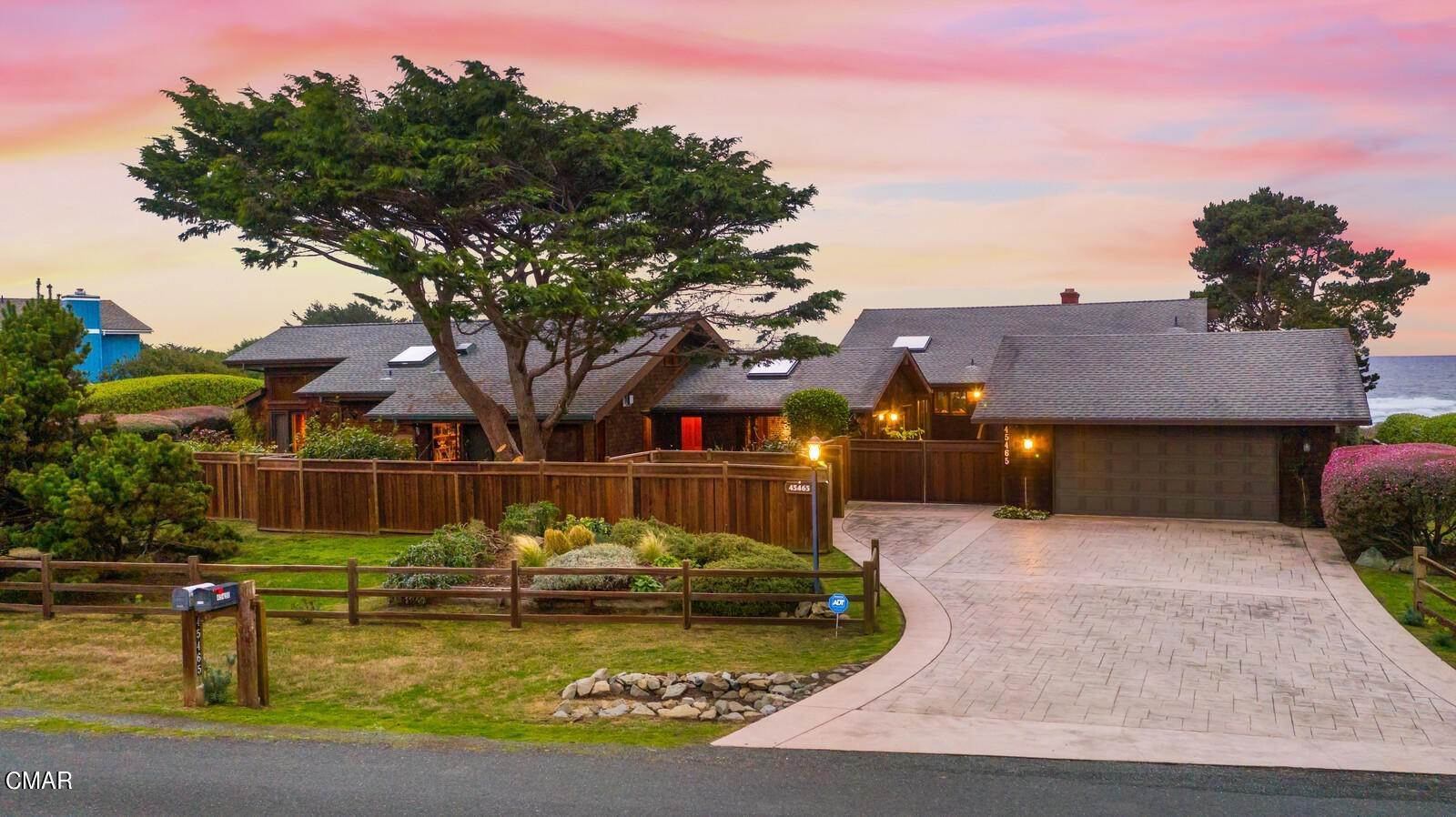 Single Family Homes for Sale at 45465 S Caspar Drive Mendocino, California 95460 United States