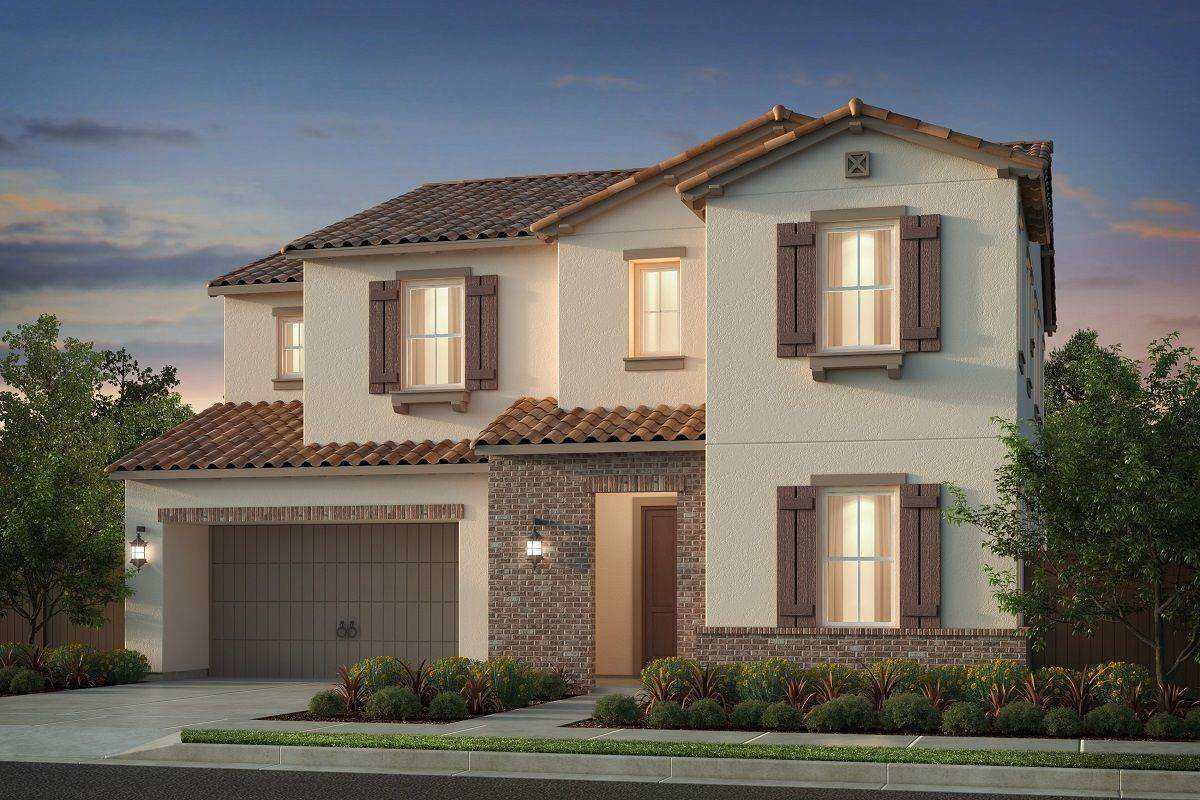 Single Family for Sale at Napa At Eastwood Village - Residence Two Modeled 109 Frontier IRVINE, CALIFORNIA 92620 UNITED STATES