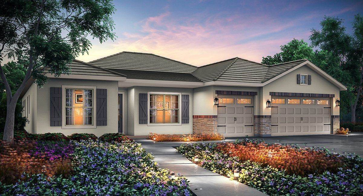 Single Family for Sale at Riverstone - Pinnacle Series - Cathedral 590 Ponderosa Way MADERA, CALIFORNIA 93636 UNITED STATES