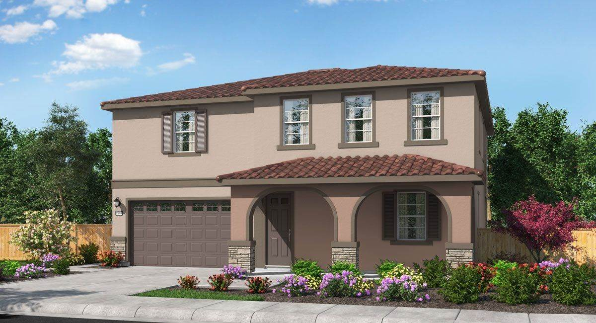 Single Family for Sale at Ventana - Residence 2874 12662 Quantum Way RANCHO CORDOVA, CALIFORNIA 95742 UNITED STATES