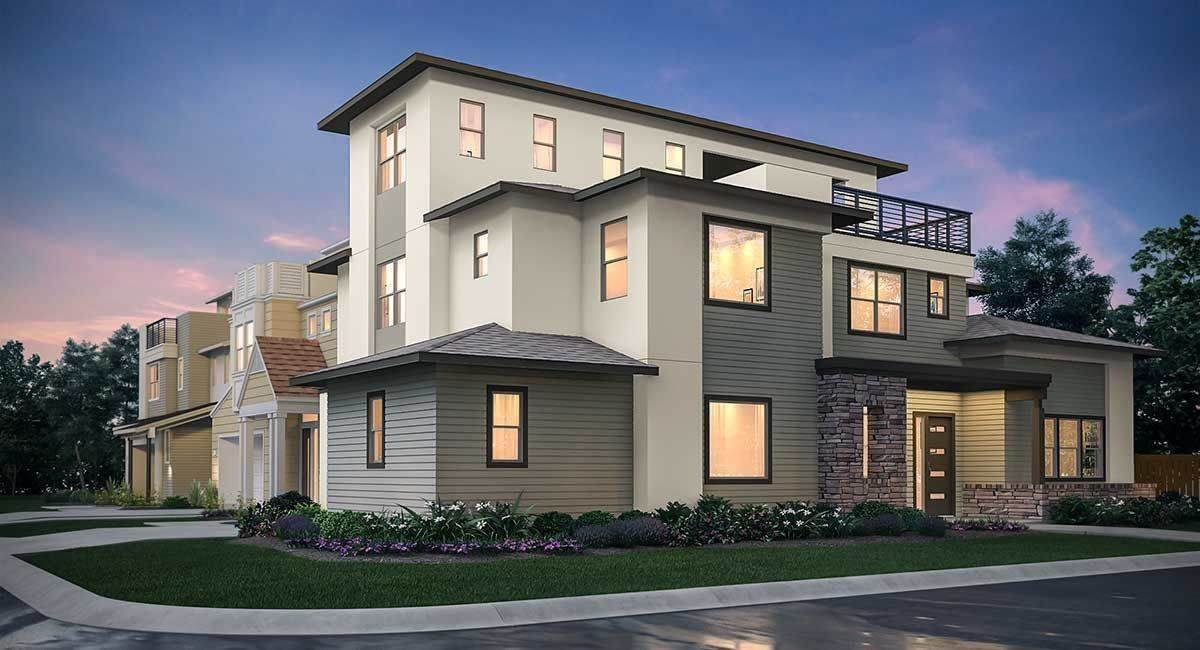 Single Family for Sale at Great Park Neighborhoods - Cantata At Cadence Park - Residence 3 131 Measure IRVINE, CALIFORNIA 92618 UNITED STATES