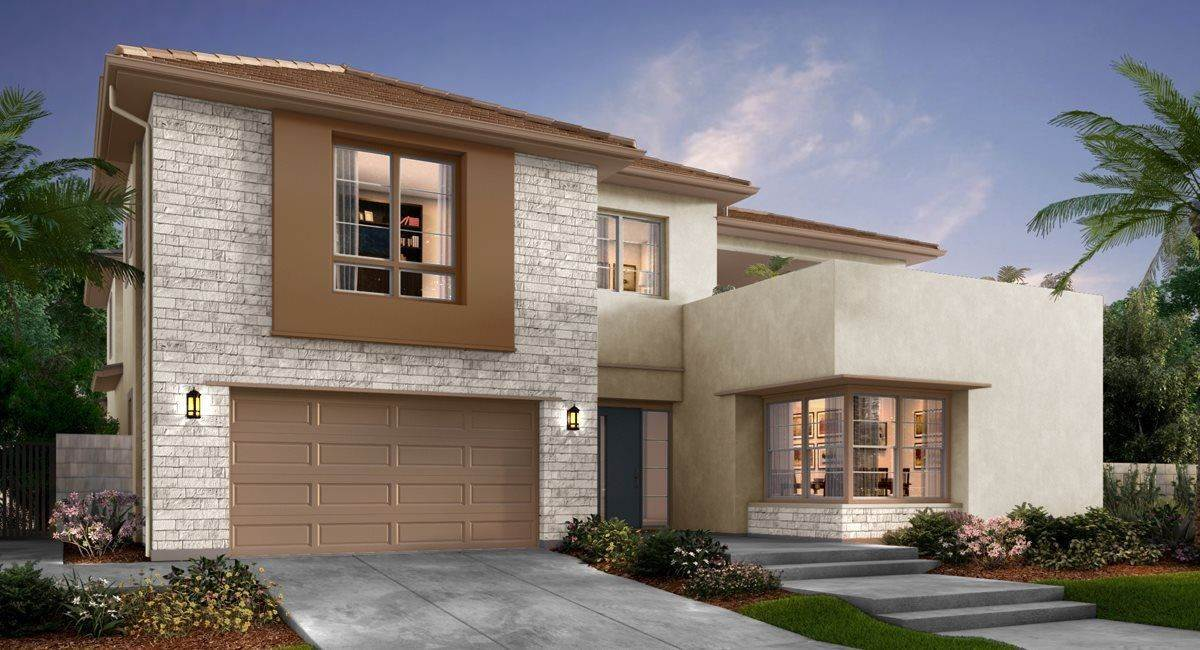 Single Family for Sale at Altair Irvine - Lumiere - Residence 3 58 Spacial IRVINE, CALIFORNIA 92618 UNITED STATES