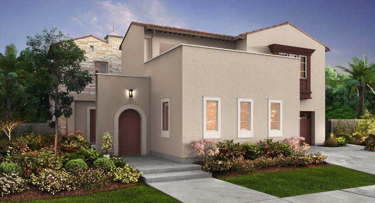Single Family for Sale at Altair Irvine - Lumiere - Residence 4 58 Spacial IRVINE, CALIFORNIA 92618 UNITED STATES