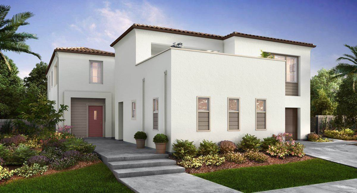Single Family for Sale at Altair Irvine - Lumiere - Residence 4x 58 Spacial IRVINE, CALIFORNIA 92618 UNITED STATES