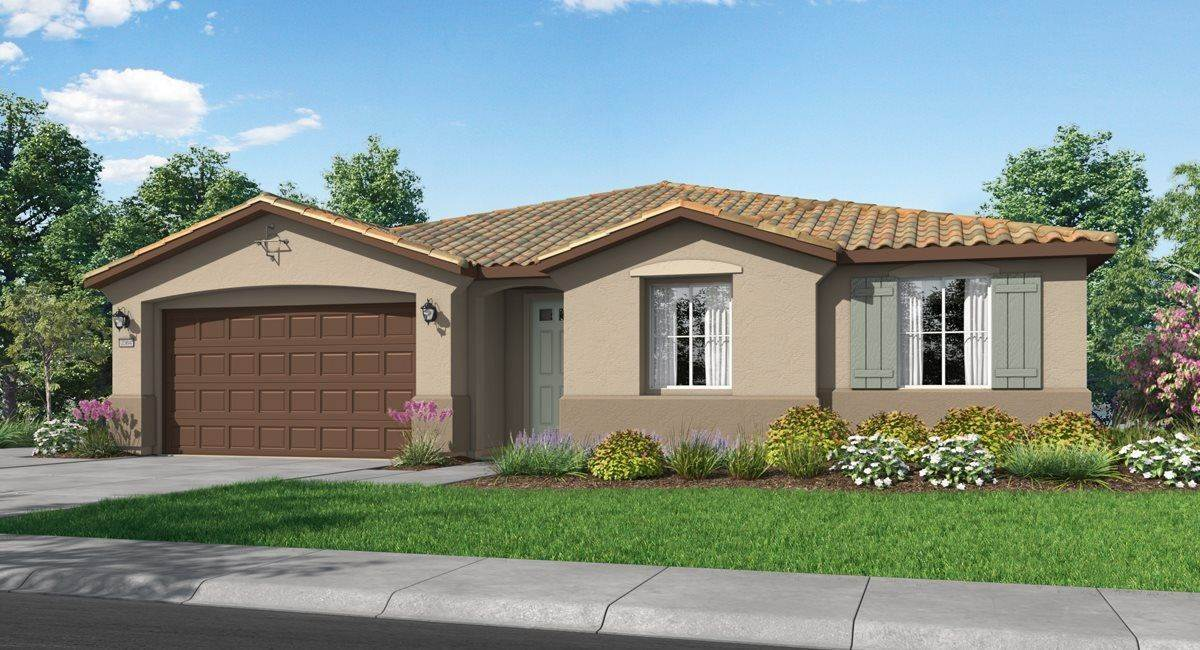 Single Family for Sale at Avila At Fieldstone - Residence 2362 9705 Tangelo Circle ELK GROVE, CALIFORNIA 95624 UNITED STATES