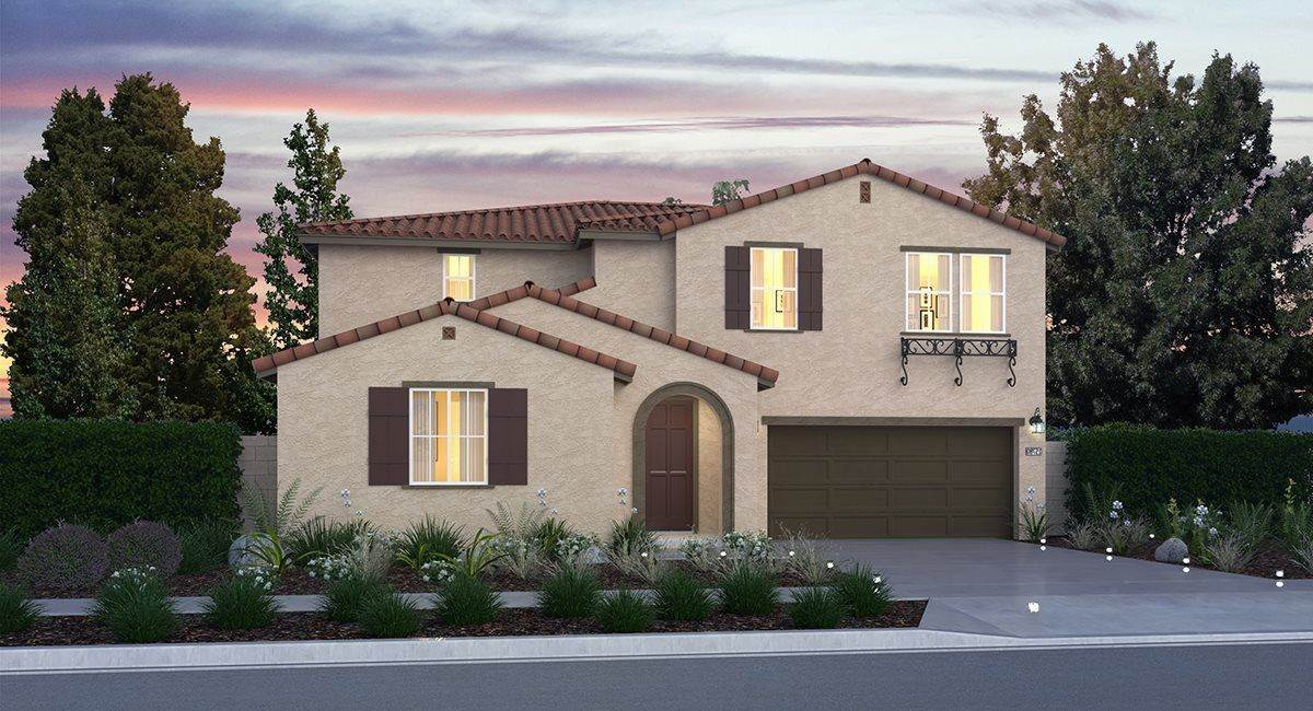 Single Family for Sale at Heritage Lake - Chelsea - Residence Three 27551 Kobuk Valley MENIFEE, CALIFORNIA 92585 UNITED STATES