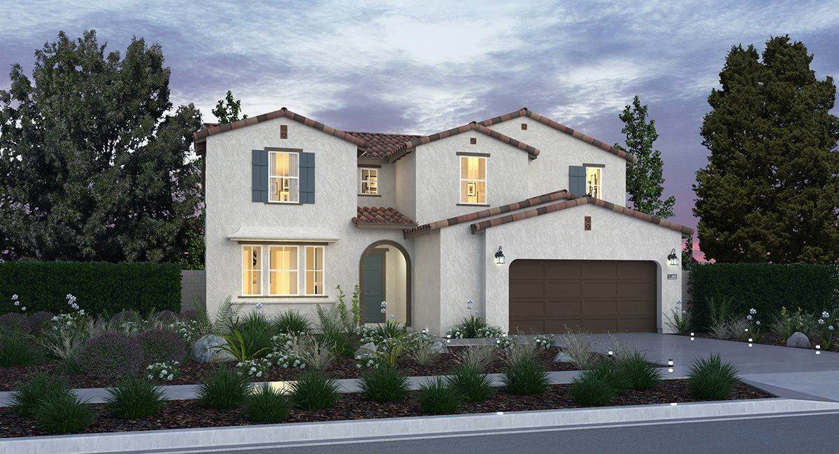 Single Family for Sale at Heritage Lake - Chelsea - Residence Four 27551 Kobuk Valley MENIFEE, CALIFORNIA 92585 UNITED STATES