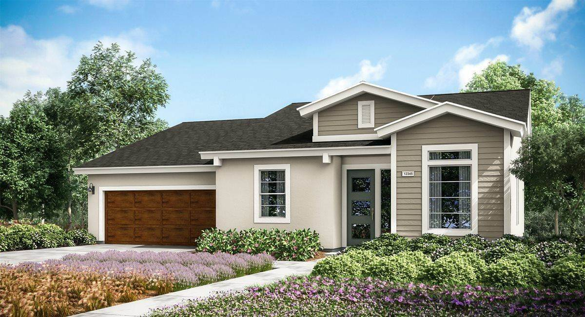 Single Family for Sale at Moraga - Skye Series - Alpenglow 3680 Jardin Way MERCED, CALIFORNIA 95340 UNITED STATES