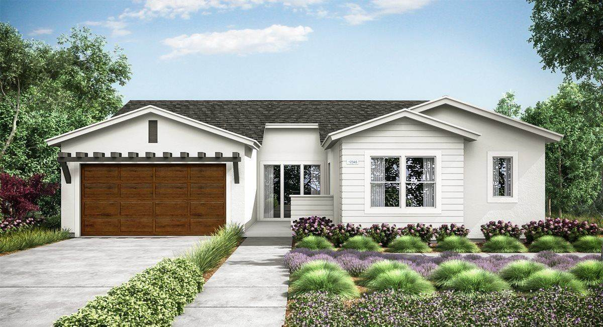 Single Family for Sale at Moraga - Skye Series - Solstice - Next Gen 3680 Jardin Way MERCED, CALIFORNIA 95340 UNITED STATES