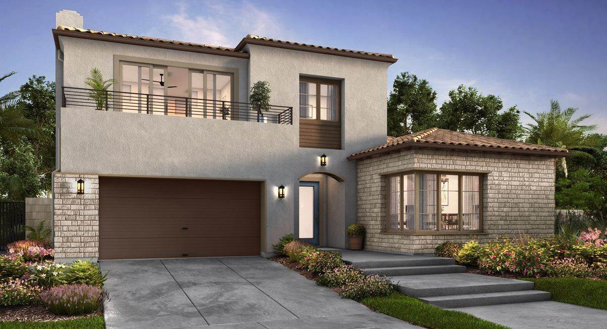 Single Family for Sale at Altair Irvine - Lumiere - Residence 1 58 Spacial IRVINE, CALIFORNIA 92618 UNITED STATES