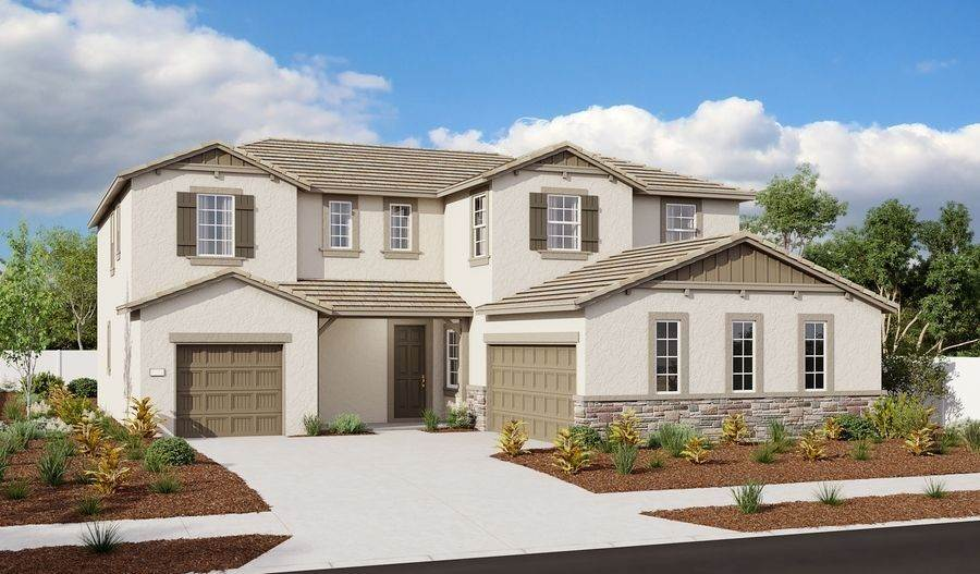 Single Family for Sale at Valor West At Audie Murphy Ranch - Daley 22957 Urtica Court MENIFEE, CALIFORNIA 92584 UNITED STATES