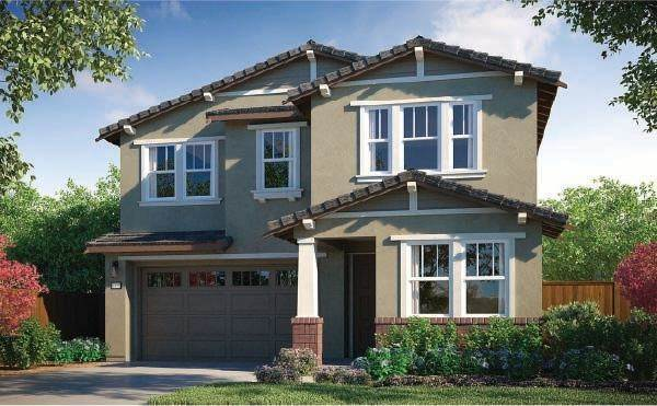 Single Family for Sale at Parkview - Elk Grove - Residence 2 8451 Henrik Way ELK GROVE, CALIFORNIA 95758 UNITED STATES
