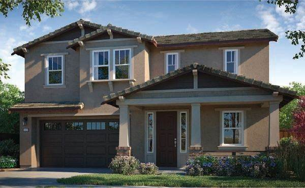 Single Family for Sale at Parkview - Elk Grove - Residence 3 8451 Henrik Way ELK GROVE, CALIFORNIA 95758 UNITED STATES