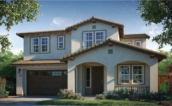 Single Family for Sale at Parkview - Elk Grove - Residence 4 8451 Henrik Way ELK GROVE, CALIFORNIA 95758 UNITED STATES