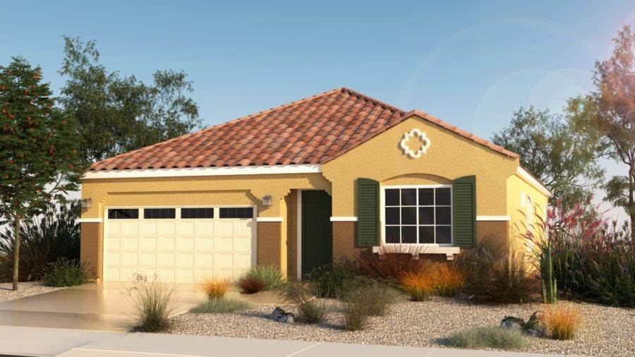 Single Family for Sale at Primrose At Pacific Mayfield (55+) - Plan 1 - Model Home 26533 Roseate Cir MENIFEE, CALIFORNIA 92584 UNITED STATES
