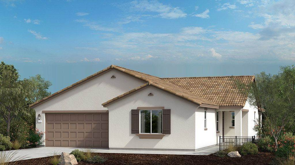 Single Family for Sale at Milestone - Monument Plan 2 Plan By Appointment Only. ELK GROVE, CALIFORNIA 95624 UNITED STATES