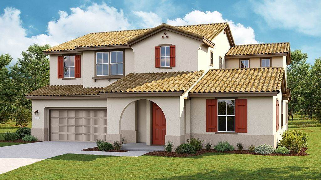 Unifamiliar por un Venta en Sevilla At Madeira Meadows - Grayson Plan 5 7534 Allan Detrick Avenue ELK GROVE, CALIFORNIA 95757 UNITED STATES
