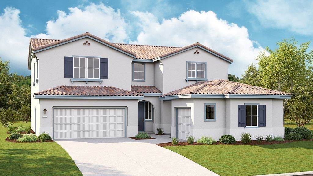 Unifamiliar por un Venta en Sevilla At Madeira Meadows - Plan 6 Sawyer 7534 Allan Detrick Avenue ELK GROVE, CALIFORNIA 95757 UNITED STATES