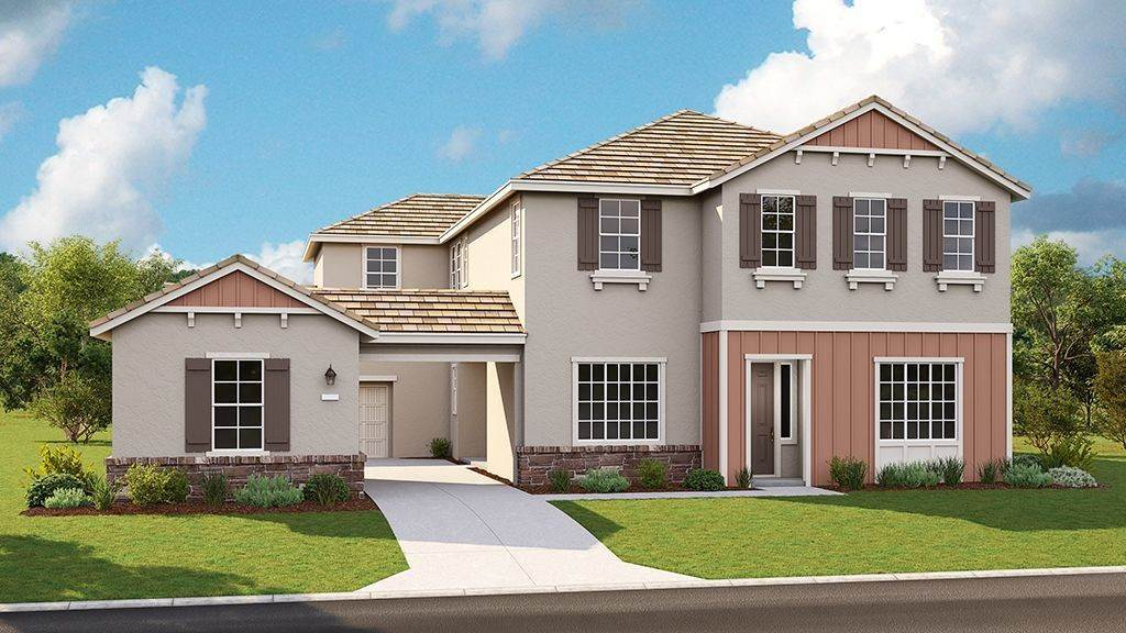 2. Single Family for Sale at Valencia At Madeira Meadows - Drake Plan 10 7534 Allan Detrick Avenue ELK GROVE, CALIFORNIA 95757 UNITED STATES