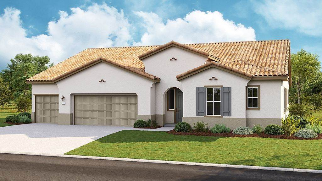 Unifamiliar por un Venta en Valencia At Madeira Meadows - Madison Plan 8 7534 Allan Detrick Avenue ELK GROVE, CALIFORNIA 95757 UNITED STATES