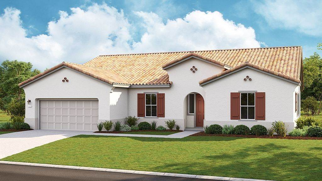 Single Family for Sale at Valencia At Madeira Meadows - Sullivan Plan 7 7534 Allan Detrick Avenue ELK GROVE, CALIFORNIA 95757 UNITED STATES