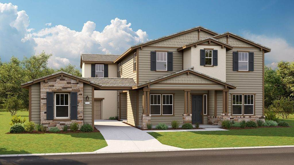 3. Single Family for Sale at Valencia At Madeira Meadows - Drake Plan 10 7534 Allan Detrick Avenue ELK GROVE, CALIFORNIA 95757 UNITED STATES