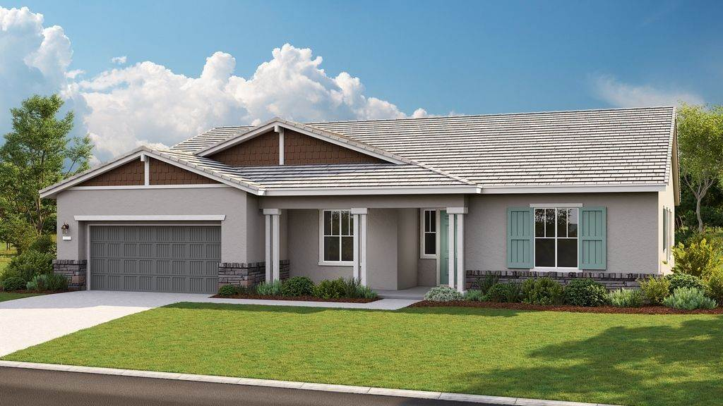 3. Single Family for Sale at Valencia At Madeira Meadows - Sullivan Plan 7 7534 Allan Detrick Avenue ELK GROVE, CALIFORNIA 95757 UNITED STATES