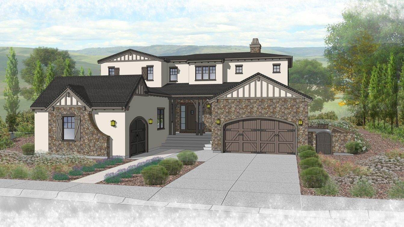 Single Family for Sale at Wilder In Orinda - Residence 6 Wilder Plan 12 Wilder Road ORINDA, CALIFORNIA 94563 UNITED STATES