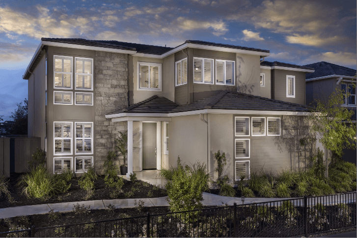 Unifamiliar por un Venta en Legacy At Poppy Lane - Residence Four 8189 Triplefin Way ELK GROVE, CALIFORNIA 95757 UNITED STATES