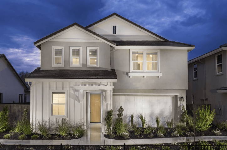 Single Family for Sale at Traditions At Poppy Lane - Residence Three 8189 Triplefin Way ELK GROVE, CALIFORNIA 95757 UNITED STATES