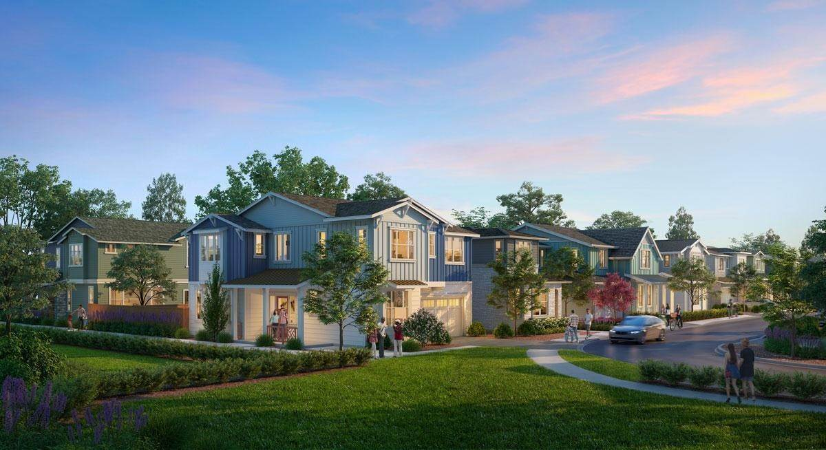 Single Family for Sale at Harmony - Residence 1 -Harmony 732 Toyon Avenue SUNNYVALE, CALIFORNIA 94086 UNITED STATES