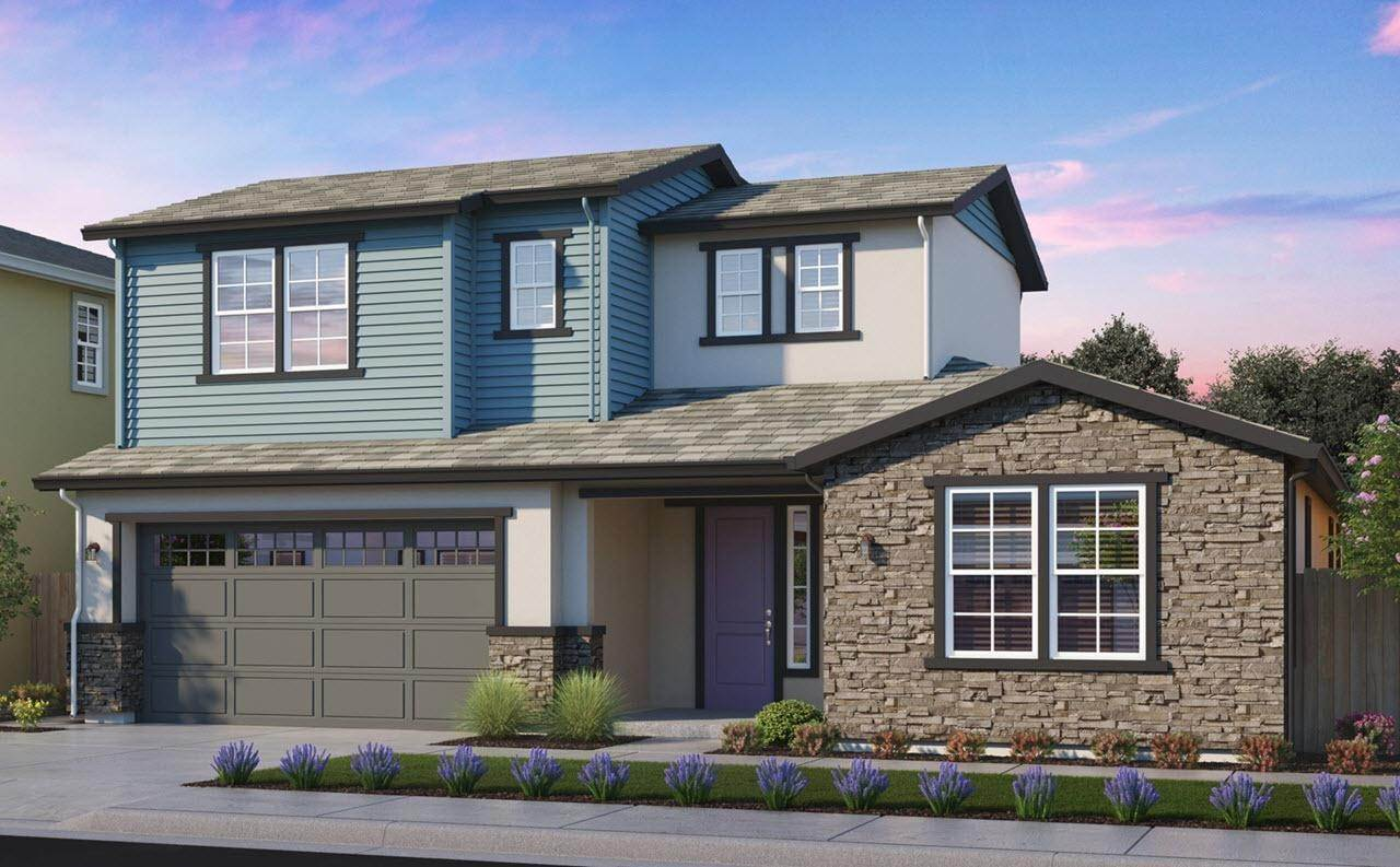 Single Family for Sale at Alderwood - Plan 2 4034 Hearst Castle Way RANCHO CORDOVA, CALIFORNIA 95742 UNITED STATES