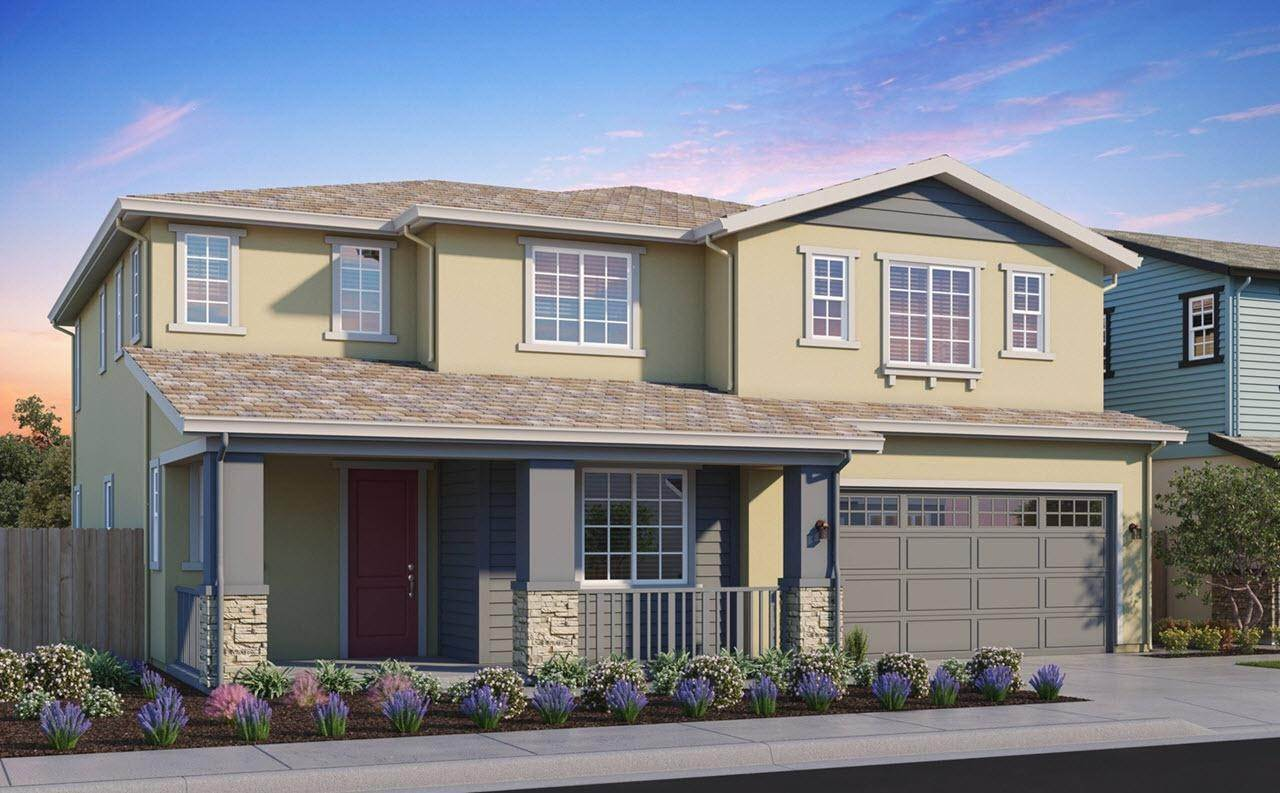 Single Family for Sale at Alderwood - Plan 3 4034 Hearst Castle Way RANCHO CORDOVA, CALIFORNIA 95742 UNITED STATES