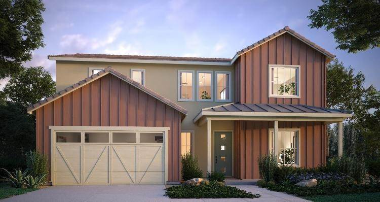 Single Family for Sale at Acacia At Cypress - Plan 3 4039 Red Blush Way RANCHO CORDOVA, CALIFORNIA 95742 UNITED STATES