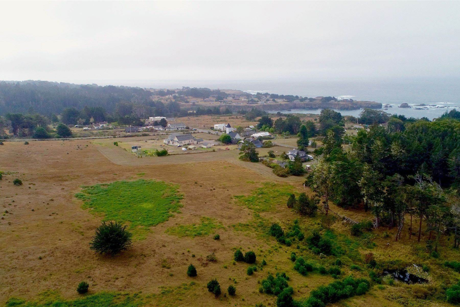 Farm and Ranch Properties for Sale at Pastoral Caspar Ranch 15101 Caspar Road Caspar, California 95420 United States