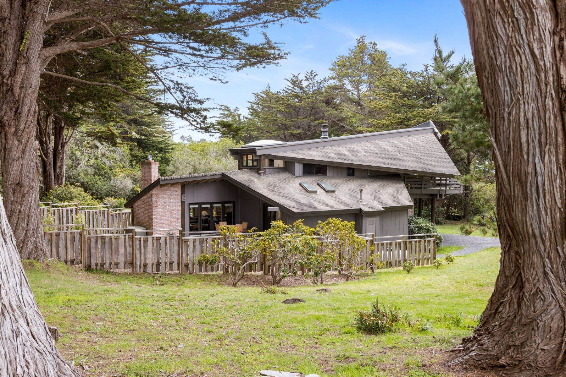 Single Family Homes for Sale at Starboard Home 14181 Hilma Circle Mendocino, California 95460 United States